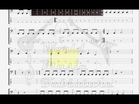 Dolly   Fin d 'Epoque BASS GUITAR TAB