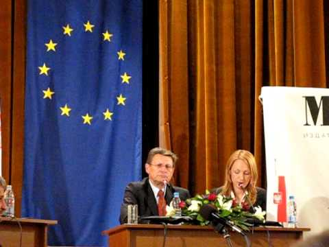 Leszek Balcerowicz in Sofia