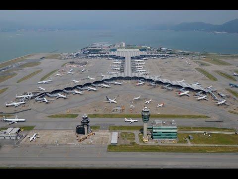 Hong Kong Huge Airport