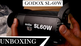 Godox SL-60W Unboxing in Hindi ( Pixel On Point Studio)