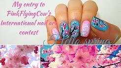 Пролетни маникюри// Spring nails