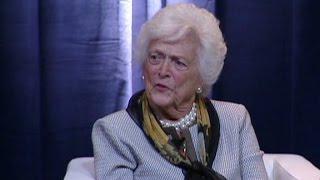 Barbara Bush: not 'too many Bushes'