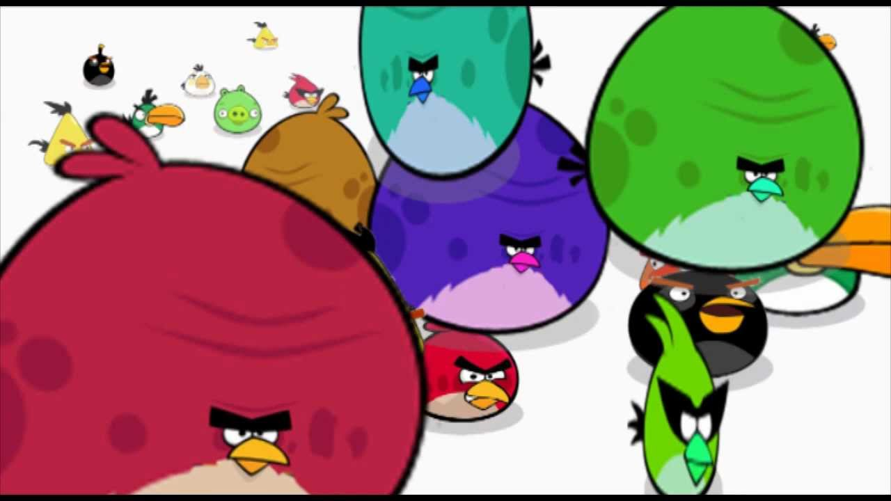 Angry birds husband`s dream youtube.
