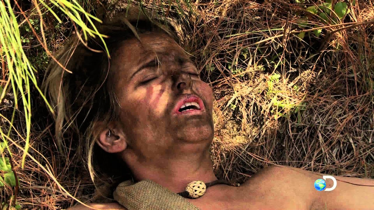 Naked And Afraid  All New Sunday  10 Et On Discovery -2741