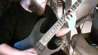 The black dahlia murder - Thy horror cosmic (cover)