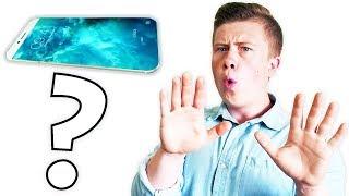 видео Oukitel готовит безрамочный смартфон за 90 долларов