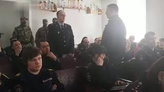 В Хабаровском крае  ФСБ провели урок по противодействию коррупции в отделении МВД на практике