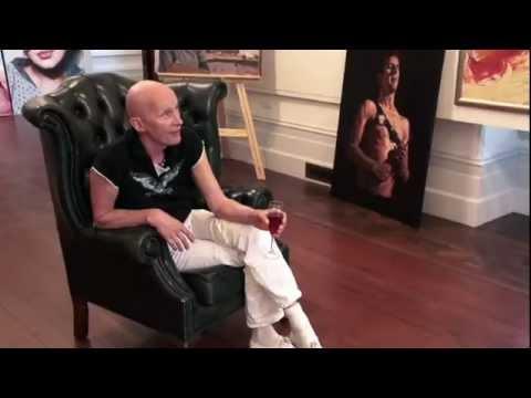 Greg Johnson & Richard O'Brien - The Sitting Series 2 Ep4