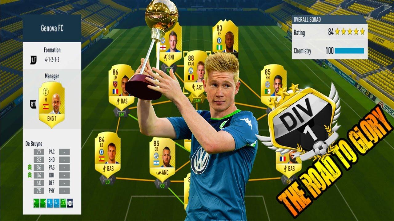 12 Goluri In 2 Meciuri - FIFA 17 Ultimate Team#20