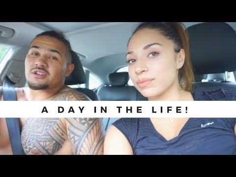 SUNDAY VLOG | workout, meal prep, photoshoot thumbnail