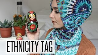 ETHNICITY TAG/ MIXED RACE TAG | NABIILABEE