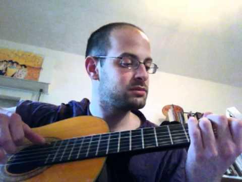 Naruto- Itachi's Theme (Senya) Guitar Cover