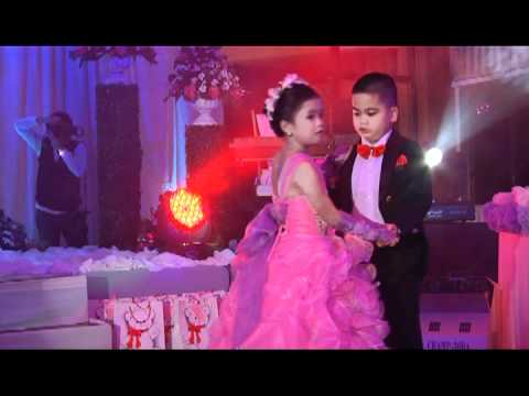tzelsea alyssa s 7 roses dance 7th debut themed bday party youtube