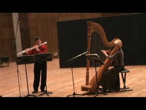 Yossi Hamami - The Western East - Bass Flute & Harp - Part 2