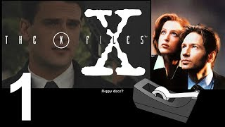(Craig Loves Tape) THE X-FILES GAME (1998) FMV Point & Click #1