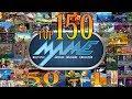 Top 150 MAME Arcade Games: PART 1 (50-1)
