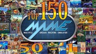 Top 150 MAME Arcade Games:  (50-1)