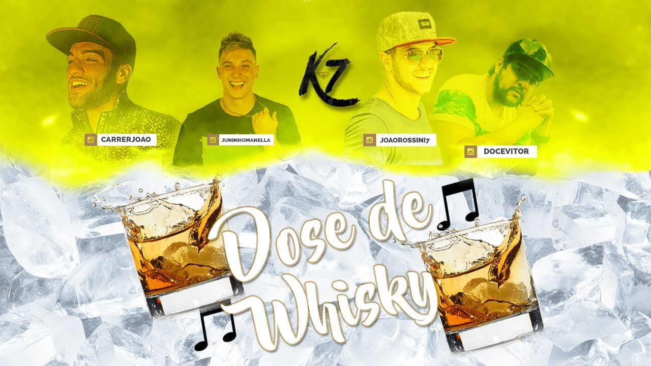 K7 - Dose De Whisky (Áudio Oficial)