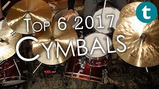 Top 6 | Best-selling Cymbals | 2017
