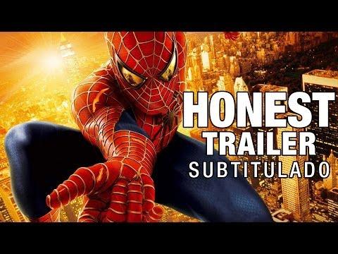 Trailer Honesto Trilogia Spiderman (Honest Trailers The Spider Man Trilogy) Subtitulado Español