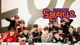 Gambar cover [ENG/CHN/JPN SUB] OVEN RADIO(오븐라디오) : EXO(엑소)_episode5. The First Snow(첫 눈)