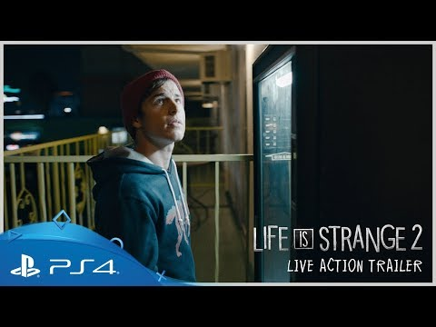 Life is Strange 2 | Live Action Trailer | PS4 thumbnail