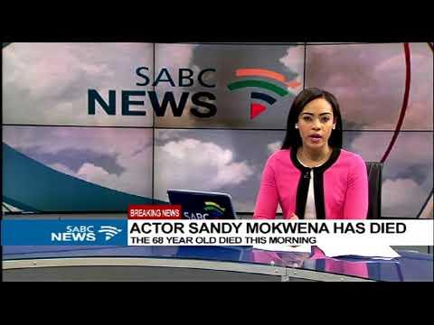BREAKING NEWS: Actor Sandy &39;Bra Eddie&39; Mokwena has died