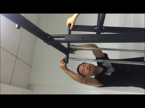 Montage station de musculation ISE-SY4009 - YouTube