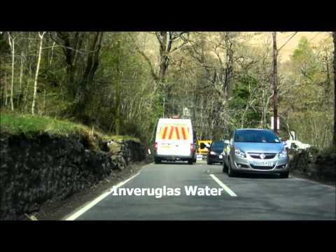 A82 Tarbet to Inverarnan   Drive Through