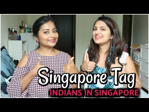 Singapore Tag | Best Things in Singapore | By Indians in Singapore Ft. Shruti from Tickle Me Pink