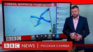Гибель 14 моряков-подводников | ТВ-новости |
