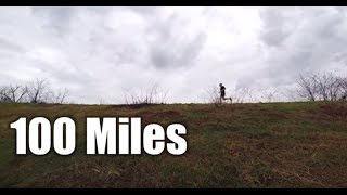 '100 miles.' - A promise story from because I said I would.