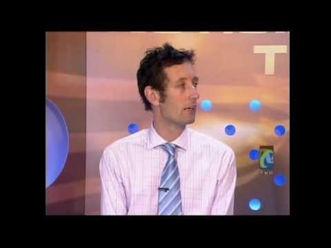 Television Ciudadano Bucaramanga interview with Senior Associate Andrew Hudson (Español)