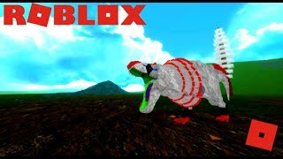dinosauro Roblox Simulator - il Clown Rex!