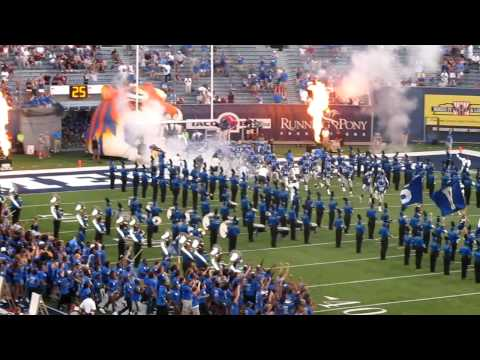 Memphis Tigers Football Intro