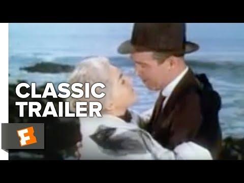 Vertigo Official Trailer #1 - James Stewart Movie (1958) HD
