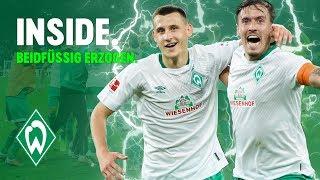 Maximaler Maxi Eggestein & Insider Langkamp | WERDER.TV Inside nach Schalke 04