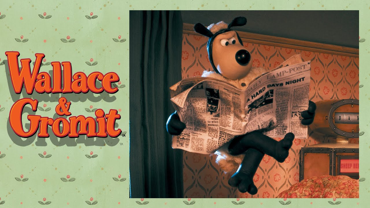 Wallace & Gromit's Cracking Contraptions - The Snoozatron - Wallace & Gromit's Cracking Contraptions - The Snoozatron