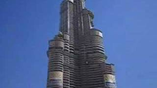 Burj Dubai Skyscraper 1. by Imre Solt