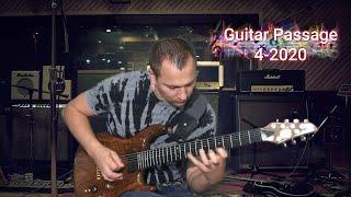 Guitar Passage 4-2020 видео