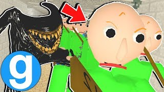 Brand New Beast Bendy & Baldi's Basics Army! Baldi's Basics in Education and Learning Garry's Mod