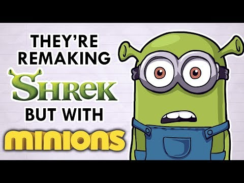 Why The SHREK/Minions Crossover is a Bad Idea!