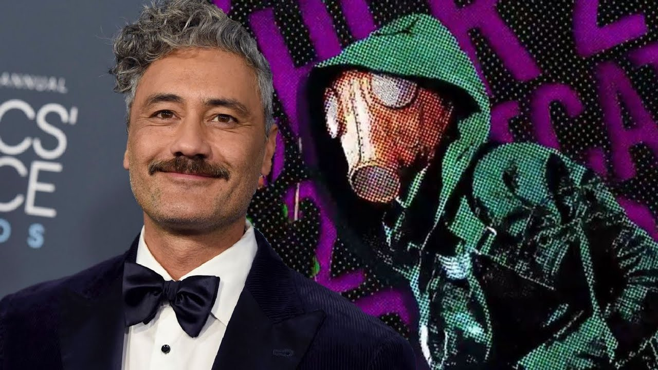 Taika Waititi Rumored to Be Playing the OG Ratcatcher in The Suicide Squad  - YouTube