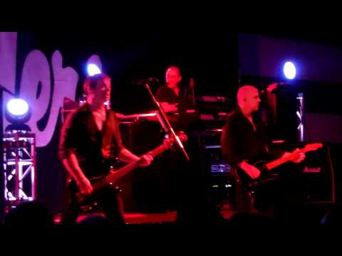 No More Heroes by The Stranglers live at Portsmouth Pyramid Centre 13 March 2012