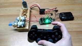 Controlling DC Motor using Arduino Rookie