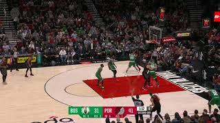 Highlights: Trail Blazers 100, Celtics 94   November 11, 2018