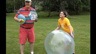 Wubble Bubble Ball Review- Half Bubble-Half Ball   EpicReviewGuys CC
