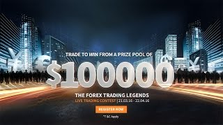 FXTM 'Forex Trading Legends' Live Trading Contest 2016