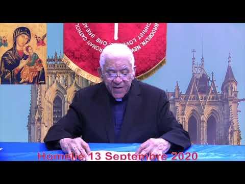 Bishop Sansaricq-Homelie 13