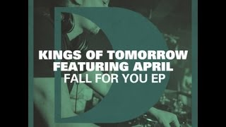Kings Of Tomorrow - Fall For You (Sandy Rivera